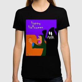 Scaredy Witch T-shirt