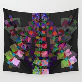 Pythagorean Progression, 2260b Wall Tapestry