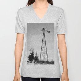 Twisted Windmill Unisex V-Neck