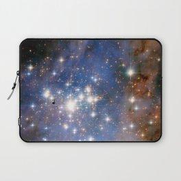 Star cluster Trumpler 14 in the Milky Way (NASA/ESA Hubble Space Telescope) Laptop Sleeve
