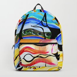 Puerto Rico Backpack