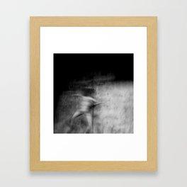 hyped Framed Art Print