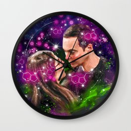 Shamy Wall Clock