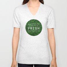 Stay Fresh Unisex V-Neck