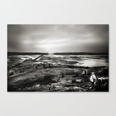 Cramond, Scotland Canvas Print