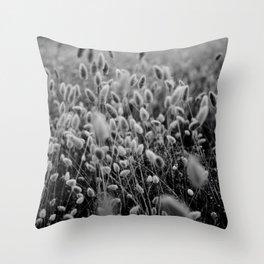 Soft wind Throw Pillow