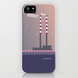 Poolbeg Dublin iPhone Case