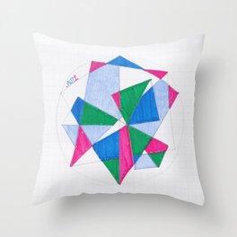 Kite-Netic #2 Throw Pillow