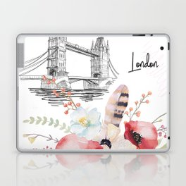 Flowers bouquet #27 Laptop & iPad Skin