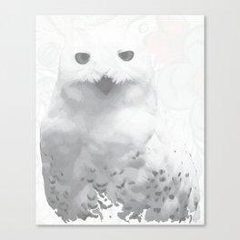 Hoot Canvas Print