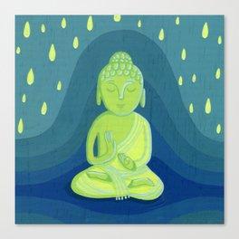 Buddha D Canvas Print