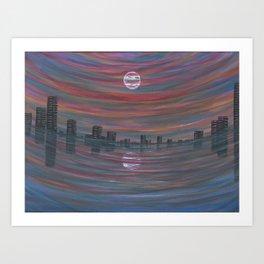 Skyskape Art Print
