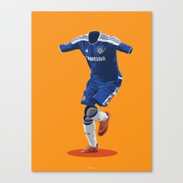 Chelsea 2011/12 - Champions League Winners Canvas Print