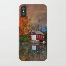 Morningstar Mill iPhone Case