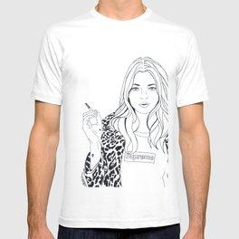 Kate M. X Supreme T-shirt