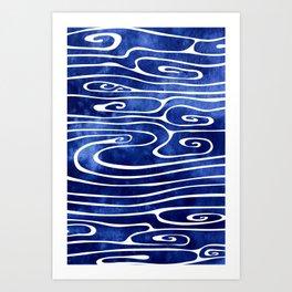 Tide III Art Print