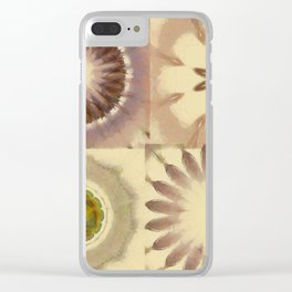 Bangles Proportion Flowers  ID:16165-105758-18940 Clear iPhone Case