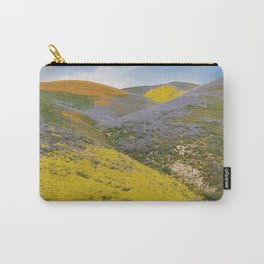 Bloomtown California Carry-All Pouch