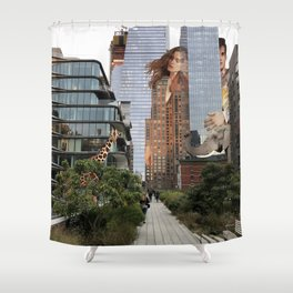 Nature Call Shower Curtain