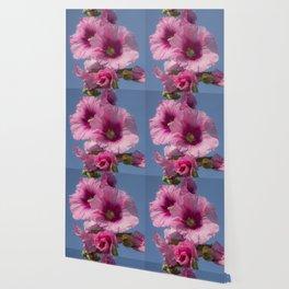 Purple Bells Wallpaper