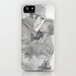 Here's Lookin' at You, Korra iPhone Case