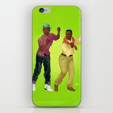 Fresh Prince iPhone Skin