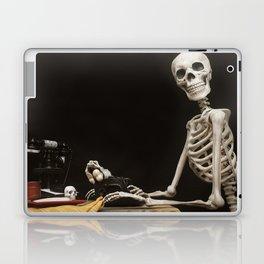 Greetings from Halloween Skeleton Laptop & iPad Skin