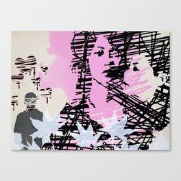 Dorama Canvas Print