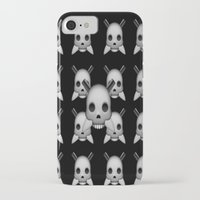 skeletor iPhone & iPod Cases featuring Skeletor by Mountain View Art