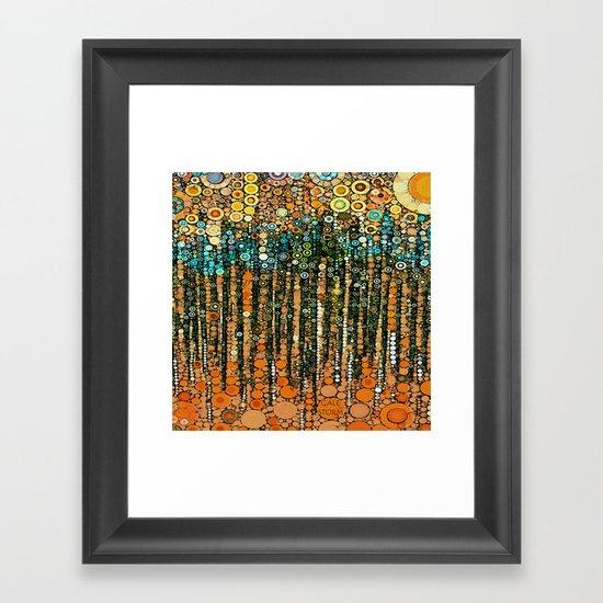 :: sundance :: Framed Art Print