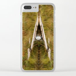 Natures Reflection | Spash | Pond | Natural Clear iPhone Case
