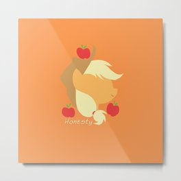Apple Jack Metal Print