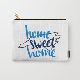 Home Sweet Home North Carolina Carry-All Pouch