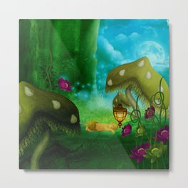 The dreamworld Metal Print