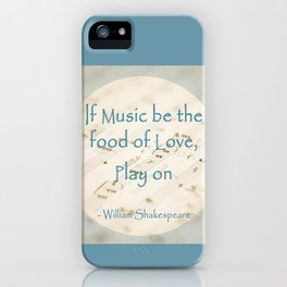 Let Love Play On iPhone Case