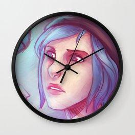 Shot in the Dark Wall Clock