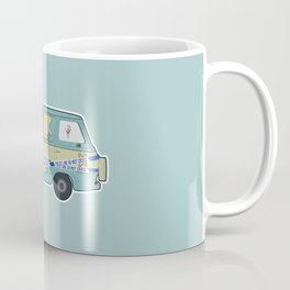Busted: Mystery Machine Coffee Mug