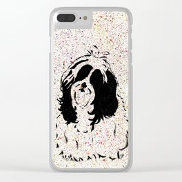 Paddy Clear iPhone Case