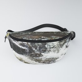 Water on the Rocks Fanny Pack