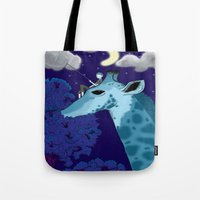 fishing Tote Bags featuring Fishing by Jake Franssen