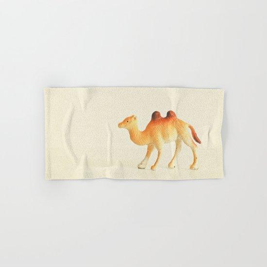 Cunning Camel Hand & Bath Towel