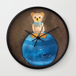 Artbear and Neptune Wall Clock