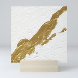 """Liquid Gold Day"" from ""7 Days in Japan"" Mini Art Print"