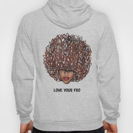 Love Your Fro Hoody