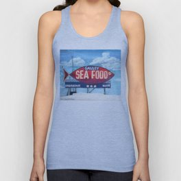 The Galley Unisex Tank Top