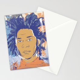Basquiat! Stationery Cards