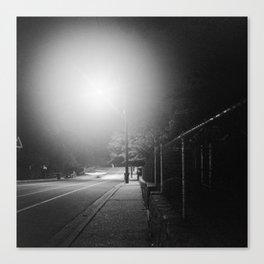 Night Moves 1 Canvas Print