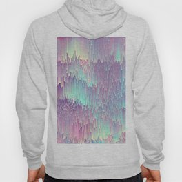Iridescent Glitches Hoody