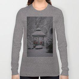 Gazebo in the Snow Long Sleeve T-shirt