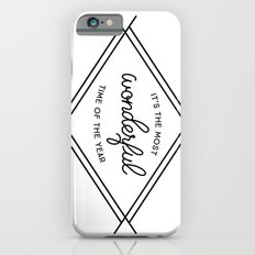 IT'S THE MOST WONDERFUL TIME OF THE YEAR Slim Case iPhone 6s